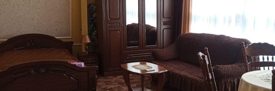 """Номер 4 фото 1 гостиница """"Постоялый Двор"""" в Алексеевке"""