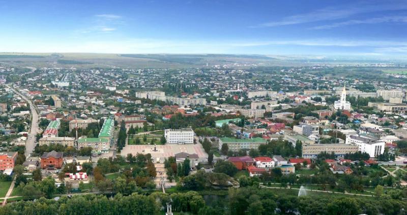 Алексеевка Белгородская область