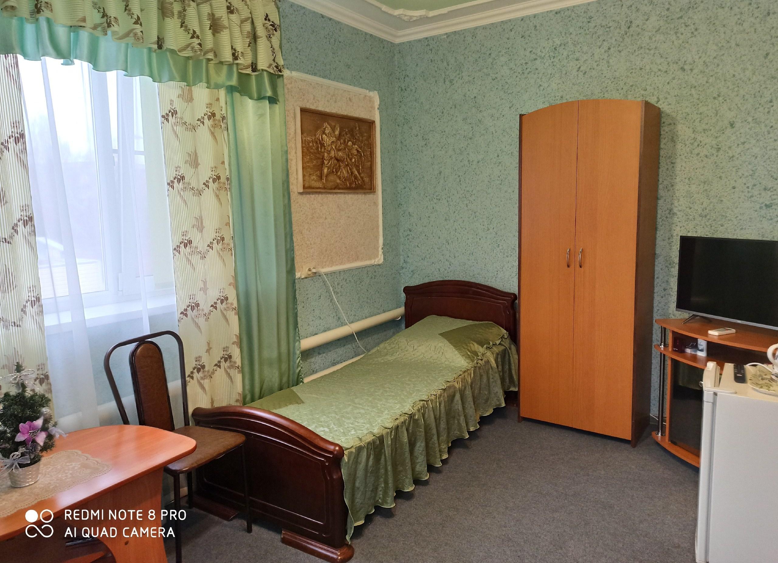 Просторные номера в гостинице Постоялый Двор.