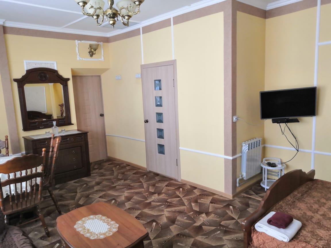 Номера Люкс в гостинице Постоялый Двор 2х местный в Алексеевке