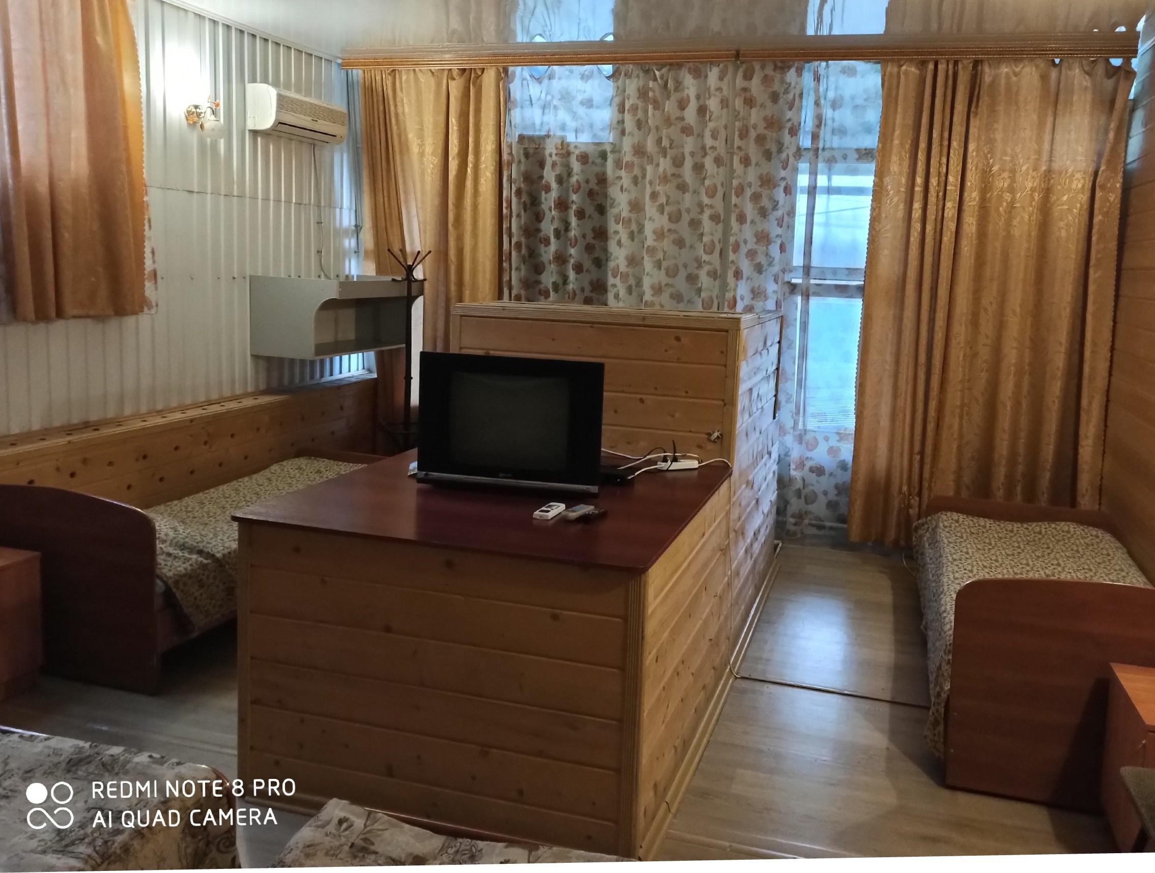 Номера для 6 мест гостиница Постоялый Двор